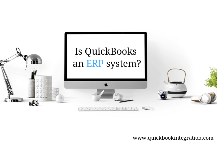 Is QuickBooks an ERP system?